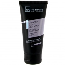 IDC Institute - Masque peel off au Charbon noir - 60ml