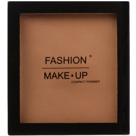 Fashion Make-Up - Poudre Compacte 08 Beige fonçé