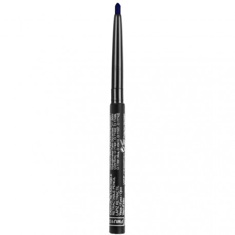 Fashion Make Up - Crayon yeux retractable n°12 Bleu roi