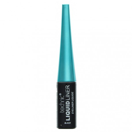 technic - Eye liner liquide noir waterproof - 6ml