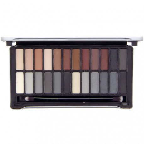 technic - Palette de 24 fards Treasury Silver