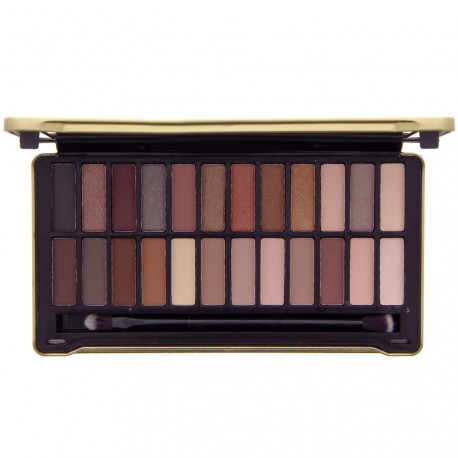 technic - Palette de 24 fards Treasury Gold