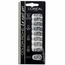 L'Oréal - Color riche Le Nail Art - Stickers pour Ongles 023 Perle precious