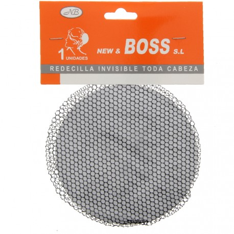 New & Boss - Filet à chignon - 10 cm