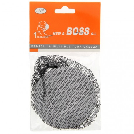 New & Boss - Filet à chignon - 7 cm
