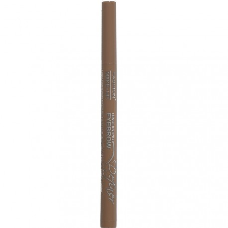 Fashion Make Up - Feutre sourcils Biseauté longue Tenue 03 brunette