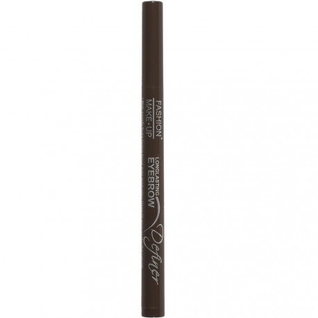 Fashion Make-Up - Feutre sourcils Biseauté longue tenue 01 expresso