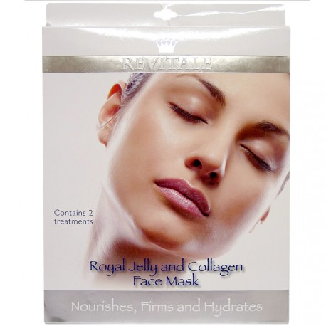 REVITALE - Masque Visage au Collagene X2