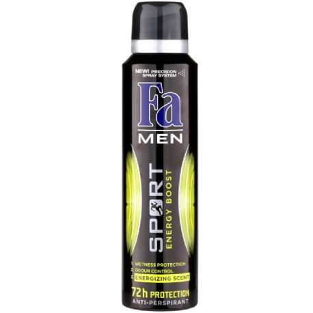 Fa men - Déodorant spray sport energy boost - 200ml