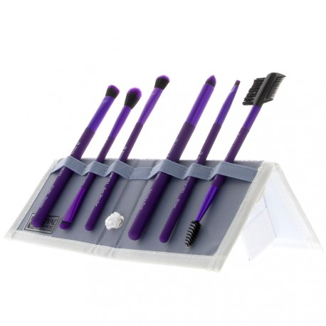 Royal & Langnickel - Kit Professionnel de pinceaux violet - 7pcs