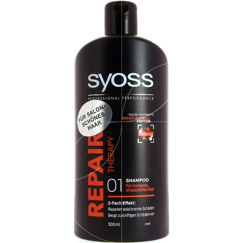 Syoss - Shampooing Repair Therapy - 500ml