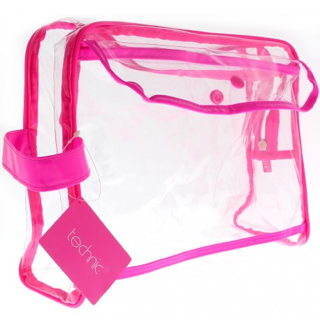 technic - trousse toilette extra large Rose