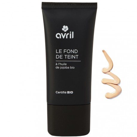 Avril BIO - Fond de Teint Porcelaine - 30ml