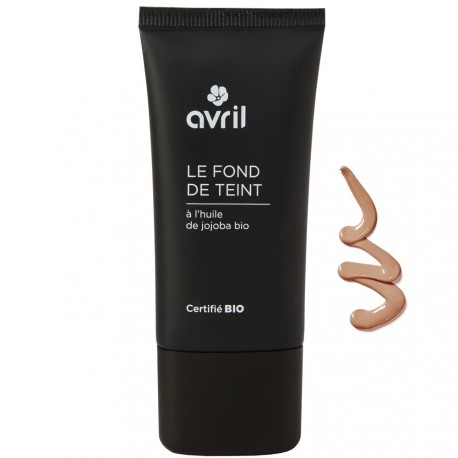 Avril Beauté - Fond de Teint Muscade - 30ml
