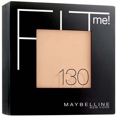 Gemey Maybelline - Fit Me Poudre Compacte 130 Buff Beige