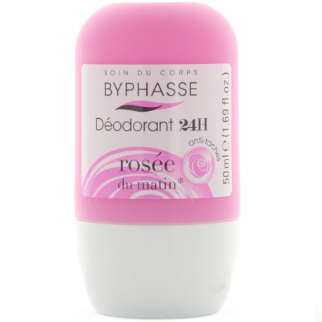 Byphasse - Déodorant 24h rosée du matin roll-on - 50ml