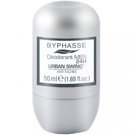 Byphasse - Déodorant men 24h urban swing roll-on - 50ml