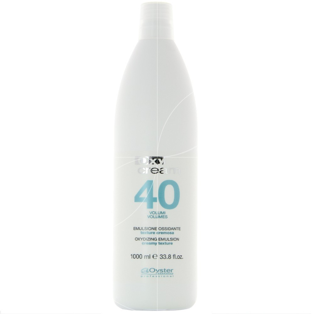 Oyster - Oxydant crème 40 volumes - 1000ml