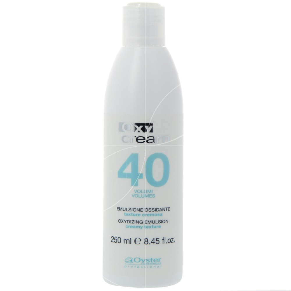 Oyster - Oxydant crème 40 volumes - 250ml