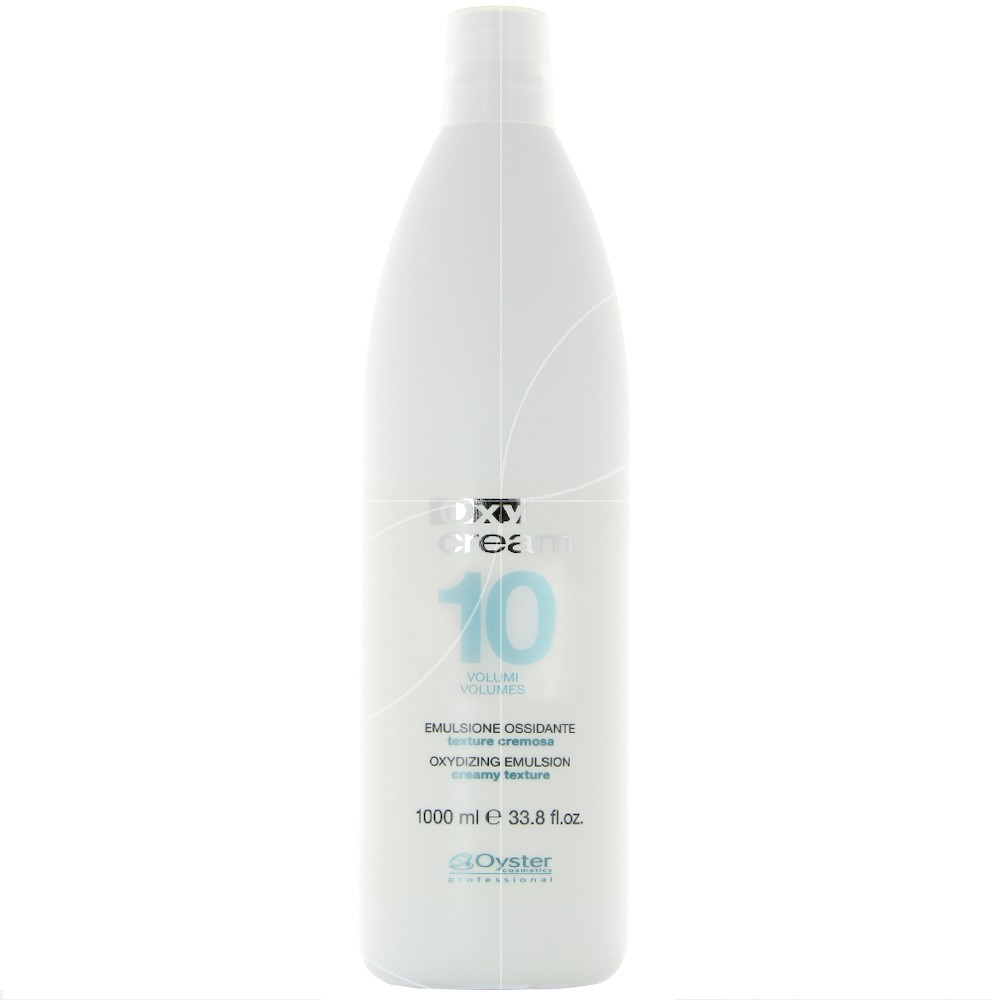 Oyster - Oxydant crème 10 volumes - 1000ml