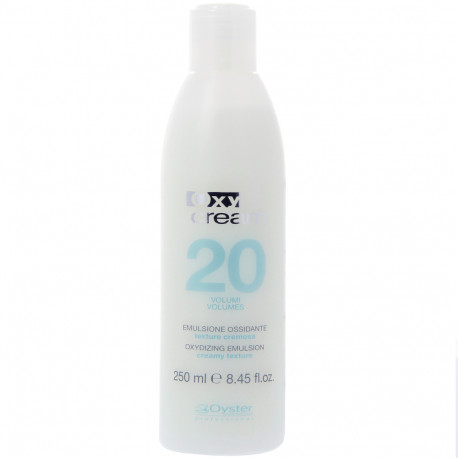 Oyster - Oxydant crème 20 volumes - 250ml