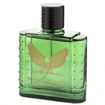 Real Time - Big Eagle Collection Green - Eau de Toilette Homme - 100ml