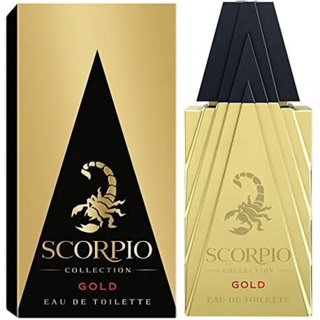 Scorpio - Gold - Eau de Toilette - 75ml