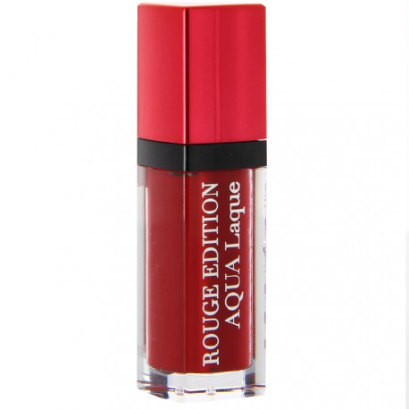Bourjois - Rouge à Lèvres Rouge Edition Aqua Laque - 05 Red my lips - 7,7 ml