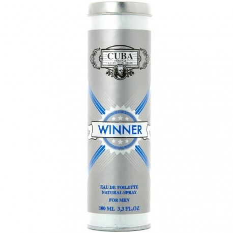 New brand - Cuba Winner eau de toilette homme - 100ml