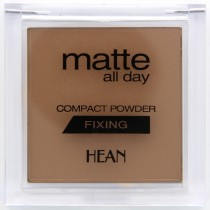 Hean - Poudre Compacte Mate All Day Fixante - N°503 Naturel - 9 g