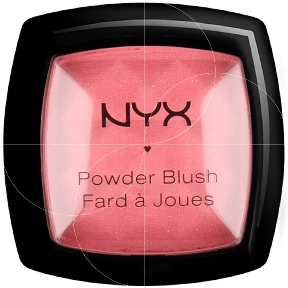 Nyx - Fards à joues 26 Roseraie