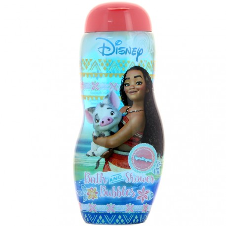 Disney - Vaïana Gel douche / Bain moussant - 400ml