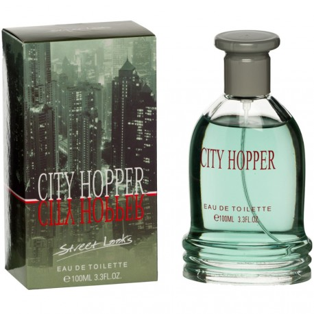 Street Looks - City Hopper - Eau de toilette homme - 100ml