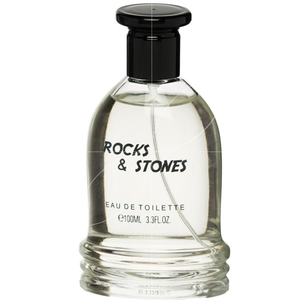 Street Looks - Rocks & Stones - Eau de toilette homme - 100ml