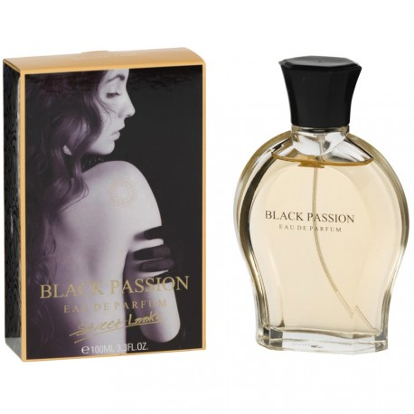 Street Looks - Black Passion - Eau de parfum femme - 100ml