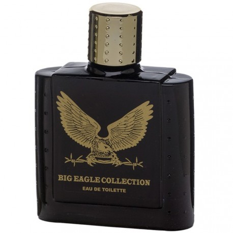 Real Time - Big Eagle Collection Black - eau de toilette homme - 100ml