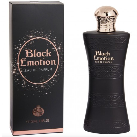 Real Time - Black Emotion - Eau de Parfum Femme - 100ml