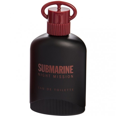 Real time - Submarine Night Mission - eau de toilette homme - 100ml