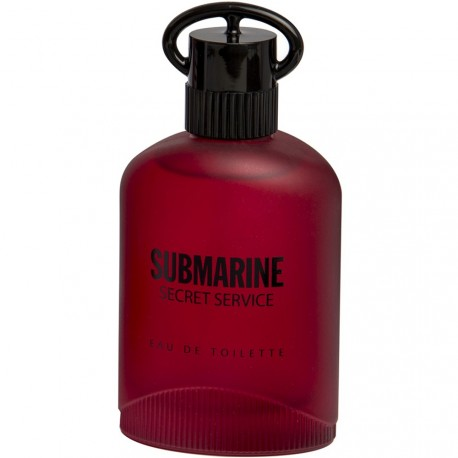 Real Time - Submarine secret service - Eau de toilette Homme - 100ml
