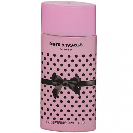 Real Time - Dots & Things Pink - Eau de Parfum Femme - 100ml