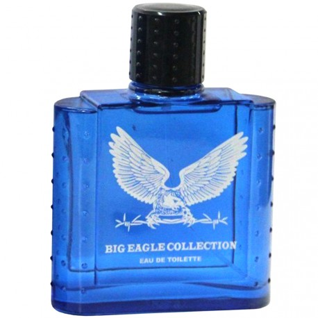 Real Time - Big Eagle Collection Blue - Eau de Toilette homme - 100ml