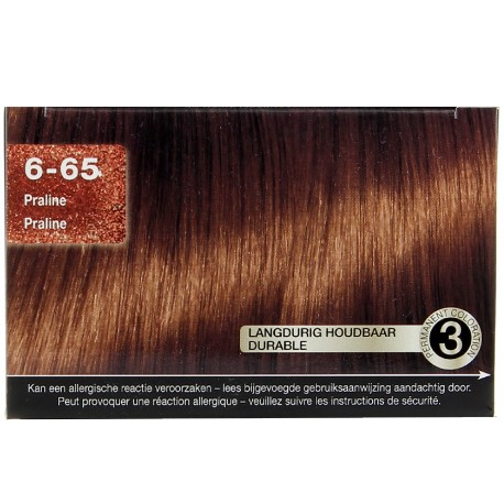 Schwarzkopf - Coloration Million Color - 6.65 Praline