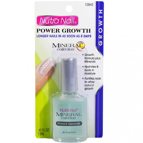 Nutra Nail - Mineral collection Soin activateur de repousse - 13ml