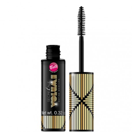 Bell - Secretale Mascara Define Volume Noir