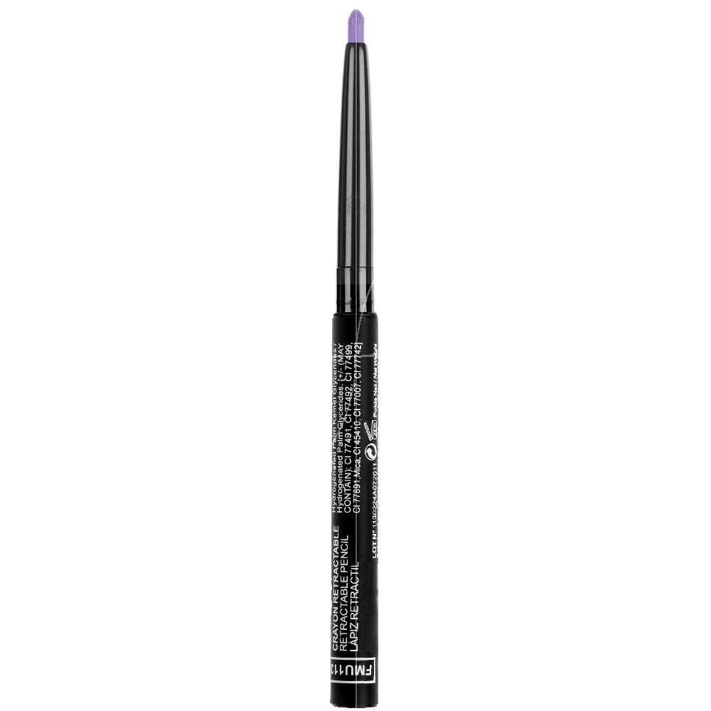 Fashion Make-Up - Crayon Yeux rétractable n°19 Lilas