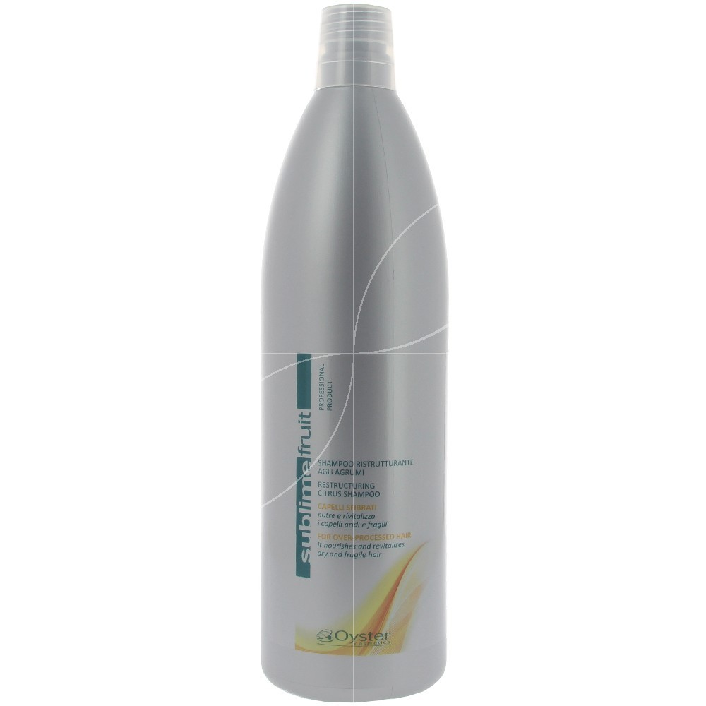 Oyster - Sublime Fruit Shampooing restructurant aux agrumes - 1000ml