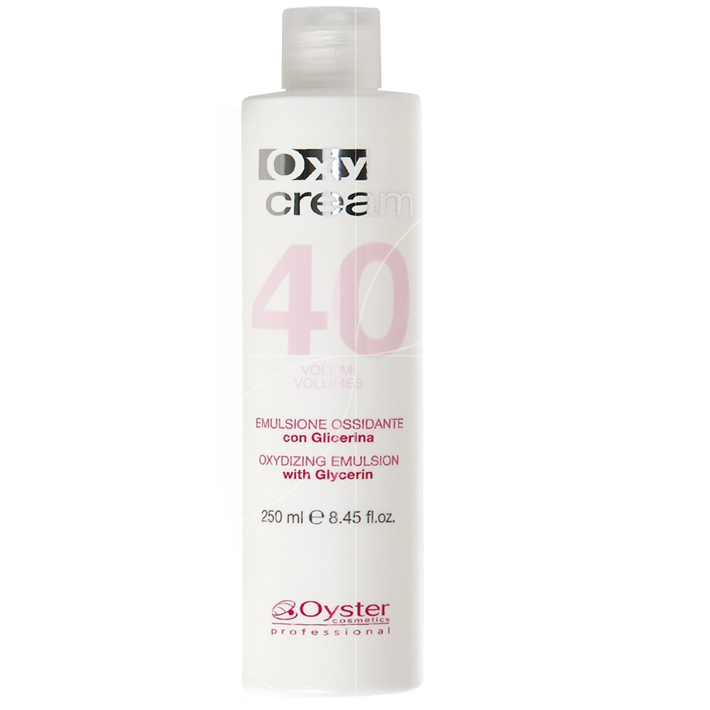 Oyster - Purity Oxydant crème 40 volumes - 250ml