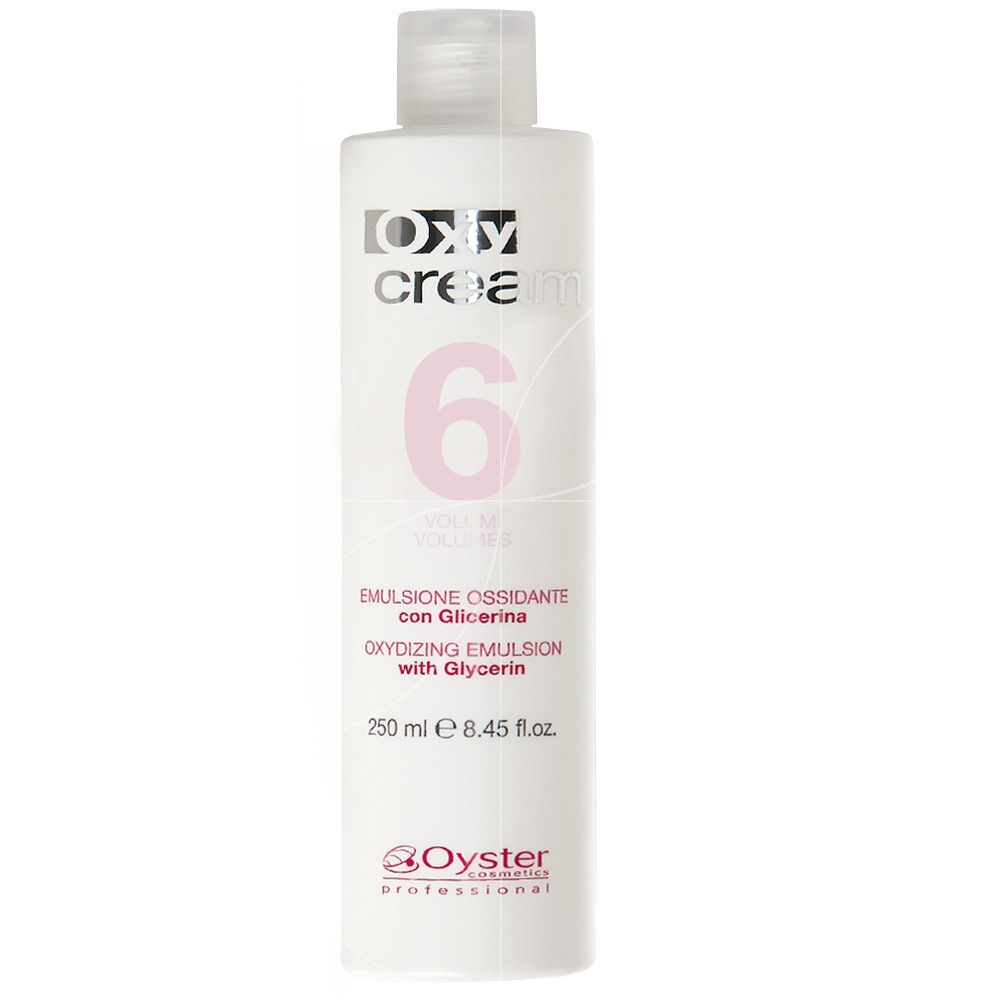 Oyster - Purity Oxydant crème 6 volumes - 250ml