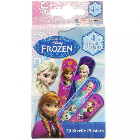 Disney - Pansements La Reine des Neiges - 20 Pieces
