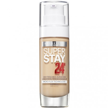 Maybelline - Fond de teint SuperStay 24H - 021 Nude - 30ml